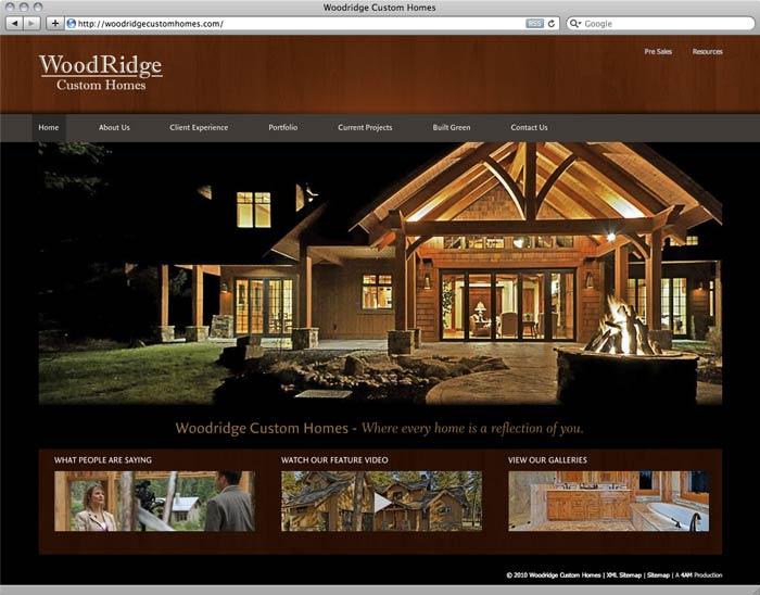 Woodridge Custom Homes