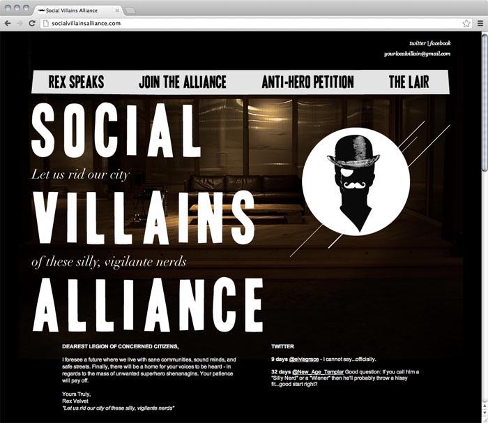 Social Villains Alliance